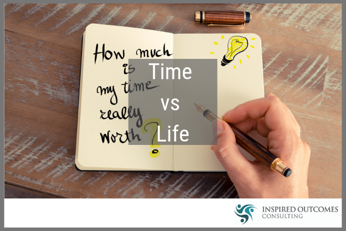 Written Text How Much Is My Time Really Worth ?